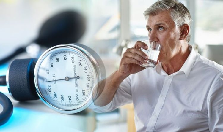 High blood pressure: Drinking coconut juice could help lower