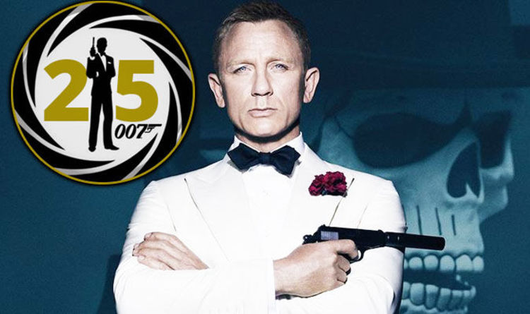 James Bond 25 Title Revealed For Daniel Craigs Final 007 Outing