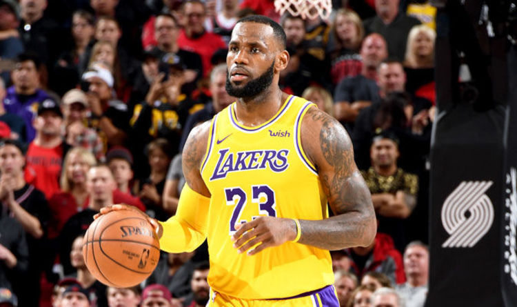 NBA news  LeBron James will ask for THIS Lakers star to be traded on one  condition 6f5180f39