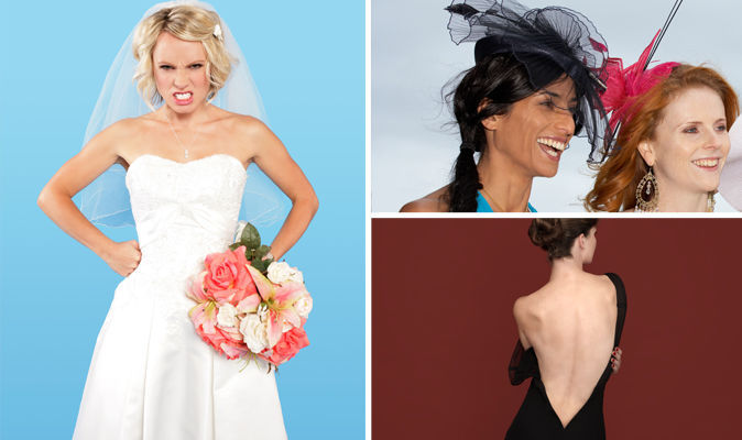 aacc41be4c1 What NOT to wear at a wedding  Experts reveal guests  worst wardrobe  faux-pas