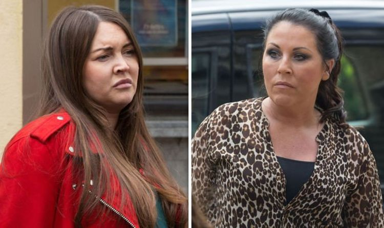 312288ad64b EastEnders spoilers: Stacey Fowler to flee with Kat's stolen cash as exit  plot revealed?