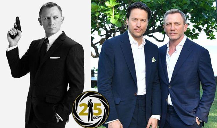 4c0613ba2d James Bond 25 script in 'ENDLESS rewrites' by Daniel Craig – 'A  well-polished s*** show'