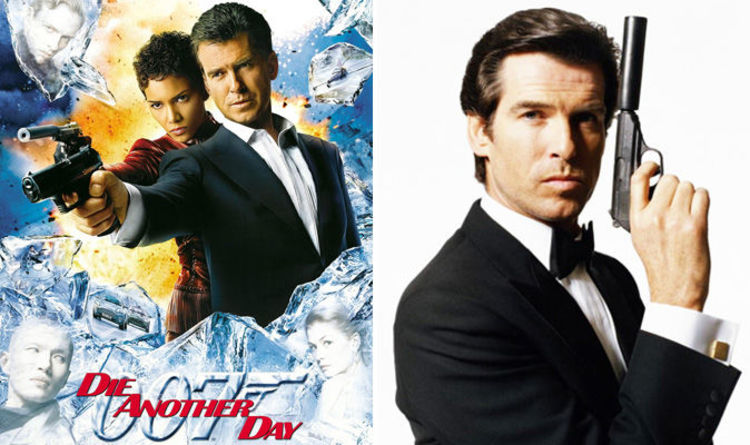 James Bond: Die Another Day WASN'T last time Pierce Brosnan played 007 |  Films | Entertainment | Express.co.uk