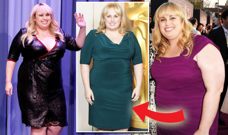 b7c5d9755 Pitch Perfect's Rebel Wilson shows off impressive 2017 weight loss - how  has she done it?