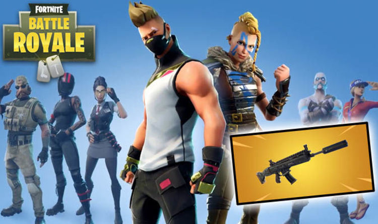 Fortnite Update 5 40 Patch Notes Suppressed Assault Rifle Weapon