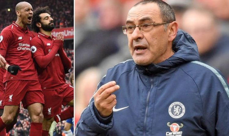 40cadb39762 Chelsea losing Liverpool clash shows the THREE stars Maurizio Sarri must  sell in summer