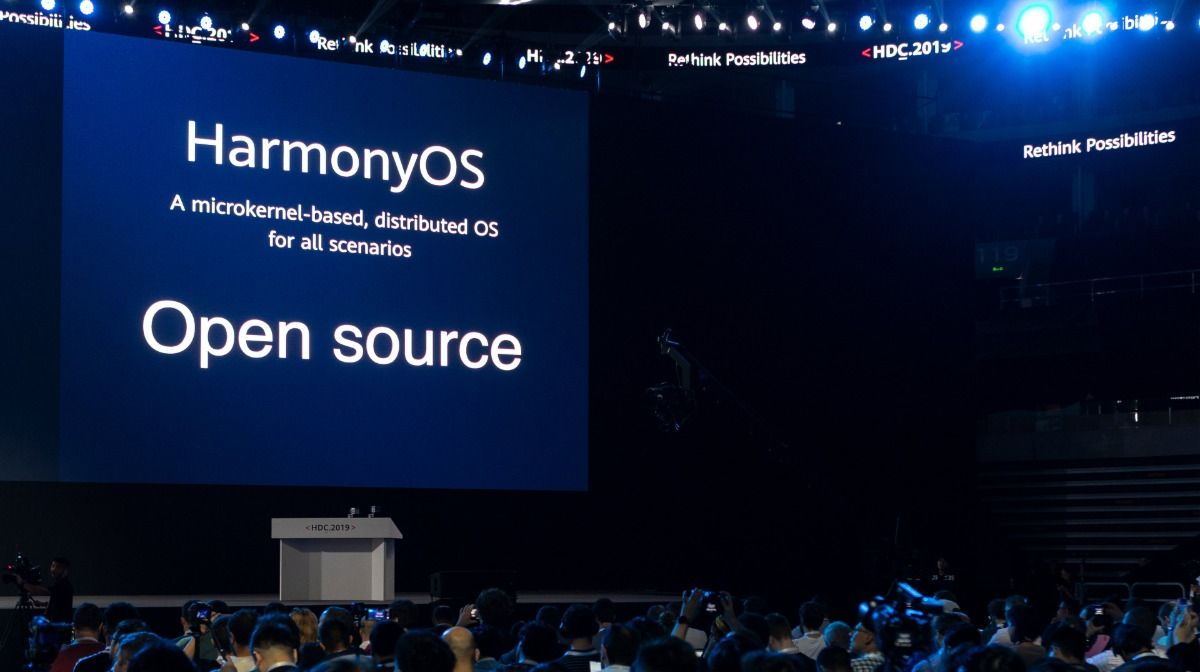 """Huawei's Android Alternative """"Harmony OS"""" Will Be Open Source"""