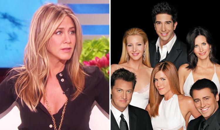 Friends MOVIE: Jennifer Aniston SPEAKS OUT on Friends