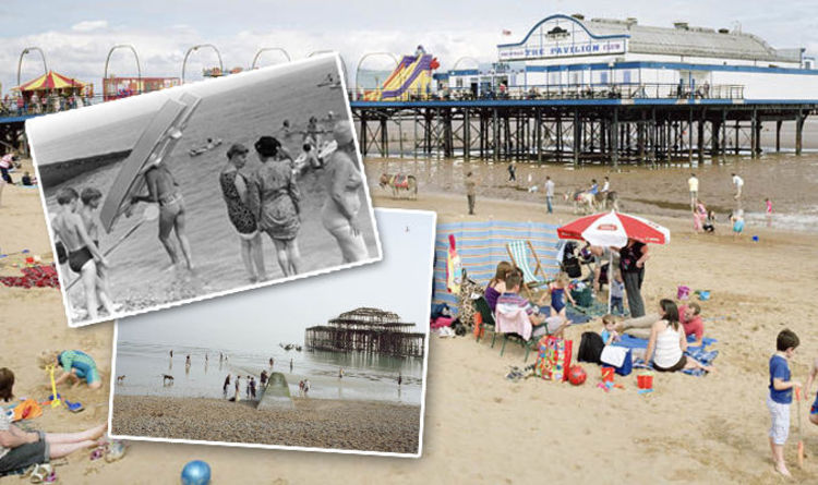 7277b1cbc5 UK beaches  Martin Parr seaside exhibition in pictures