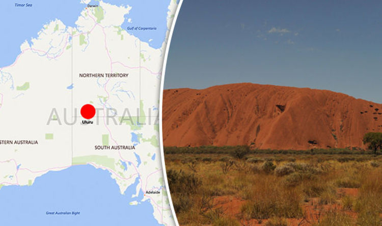 Australia Map Where Is Uluru Why Can T Tourists Go Up Ayers Rock