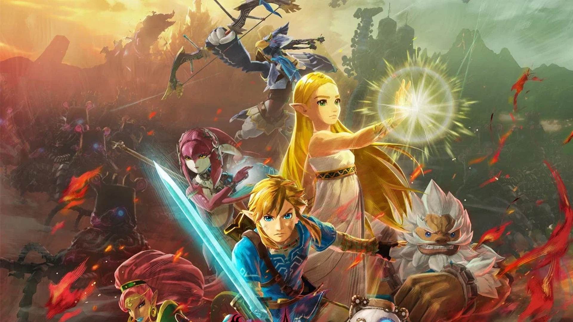 Hyrule Warriors Age Of Calamity Review Cgmagazine