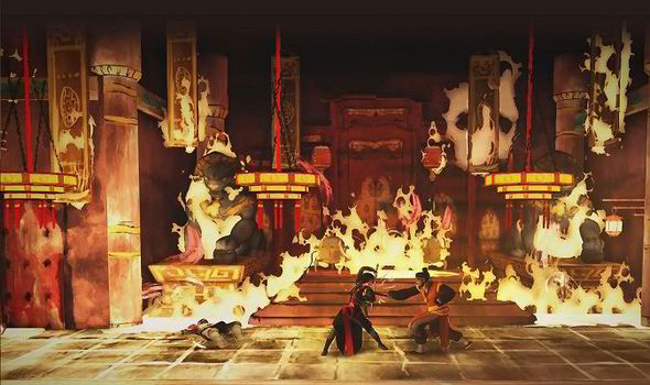 Assassin S Creed Chronicles China Ps4 Review Can The Spin Off