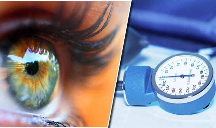 Eyelid Twitch Could Be Symptom Of High Blood Pressure Express