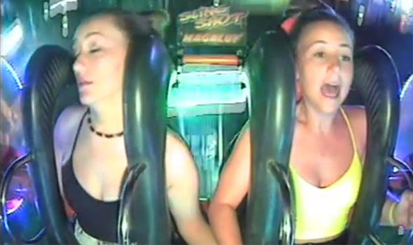 This Girl Was On A Rollercoaster When The Unthinkable Happened