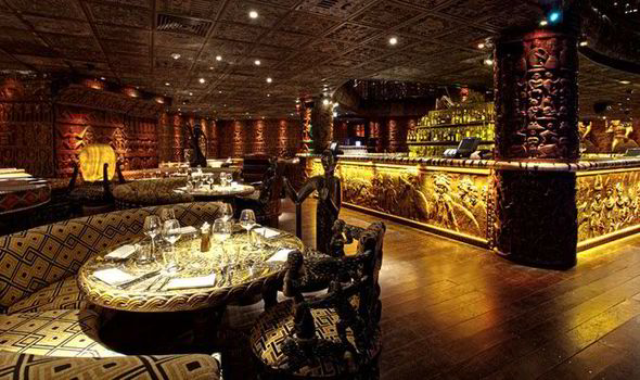 Shaka Zulu Devour Ostrich Alligator And Zebra Meat In The Heart Of Camden