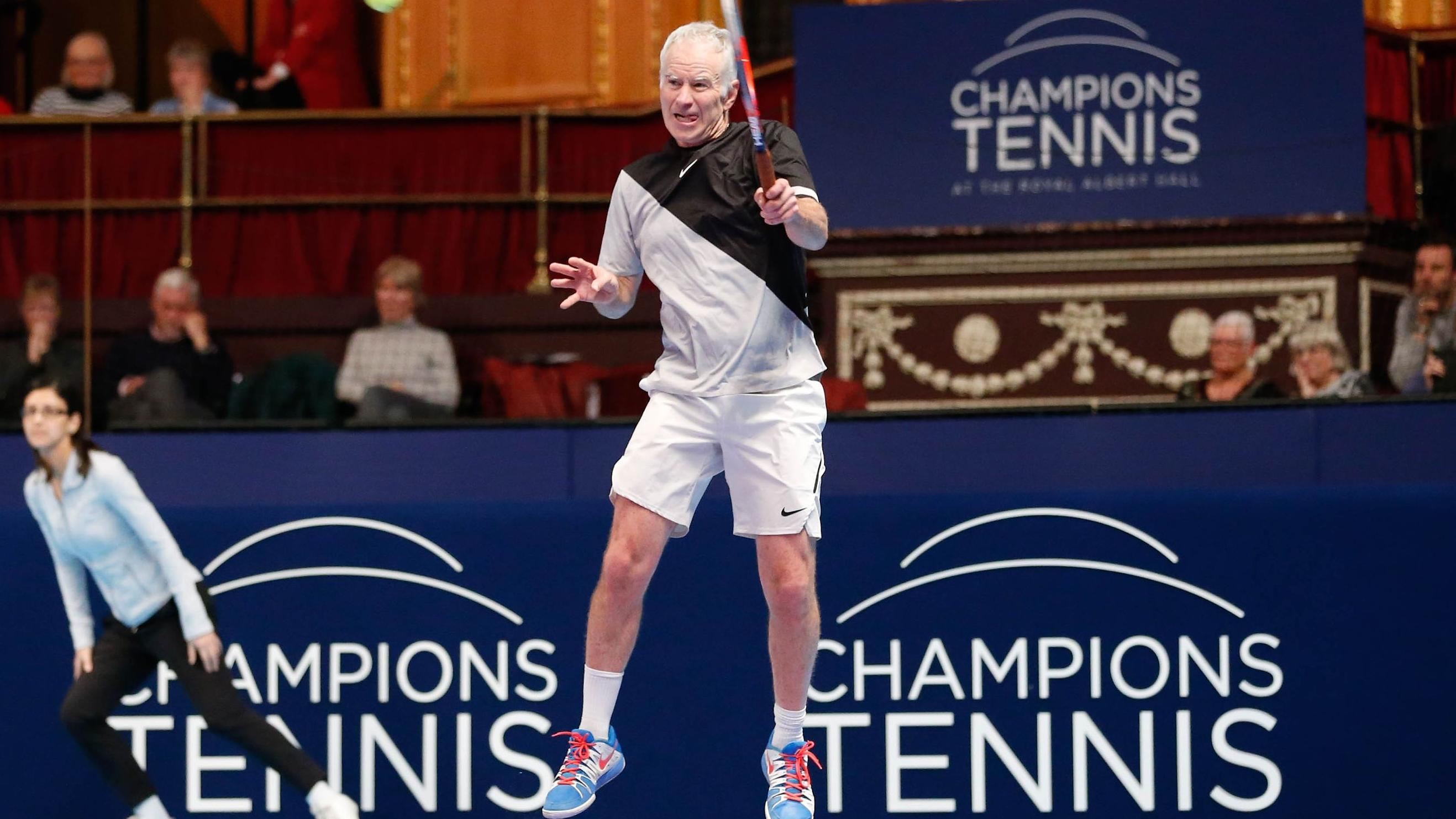 0caa20f83b4589 John McEnroe interview  Andy Murray won t want to come back at 80% fit and  No 20 in the world