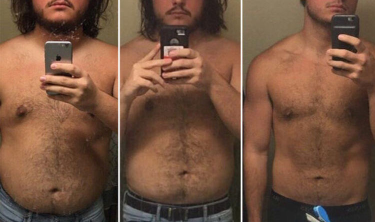 Weight loss: How intermittent fasting helped this man lose belly fat