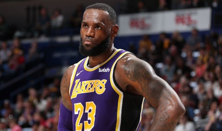 cee49433dc04 LeBron James CALLS OUT Lakers team-mates after Pelicans loss -  We are  afraid