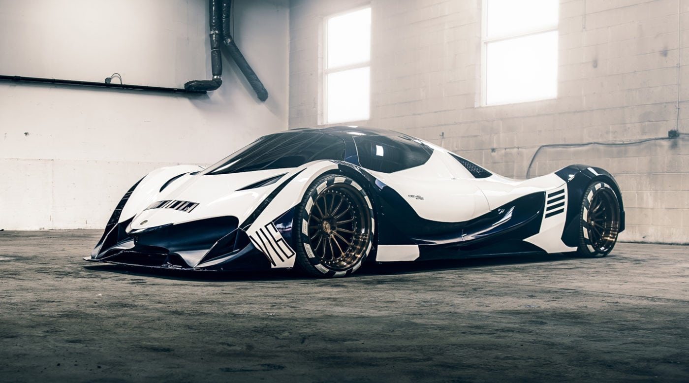 Tony Bet Brings In First Devel Sixteen For Drake Music Video