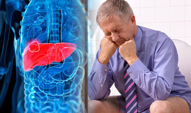 Liver disease symptoms: Two toilet habits that could
