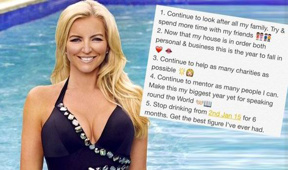 1a886b0683 Michelle Mone tweets swimsuit snap revealing plans for new TV show ...