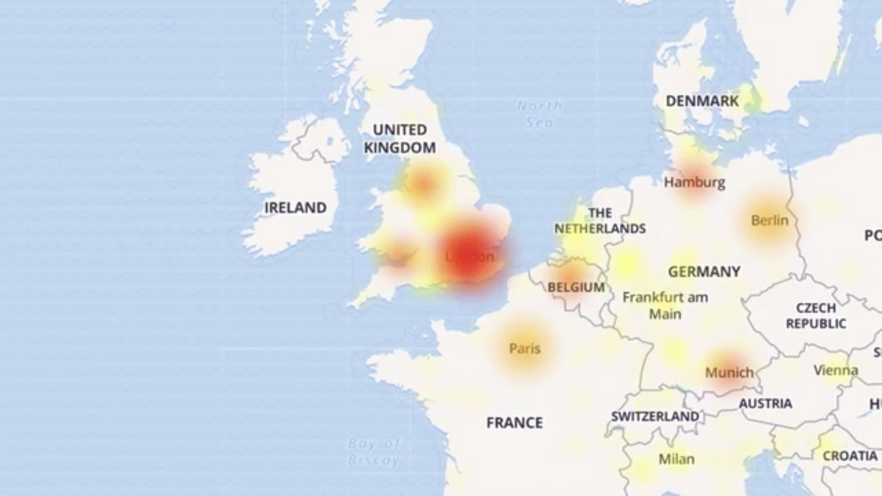Yahoo Mail DOWN for users across the UK | Videos | Express co uk