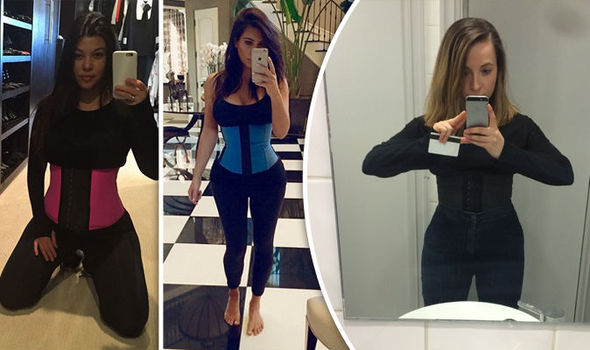 798a269c544 Express writer reveals UGLY truth behind the waist training trend ...