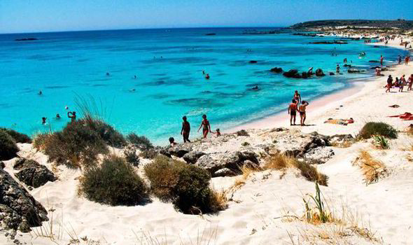 Holiday Travel Greece Greek Beach Beaches Best Family