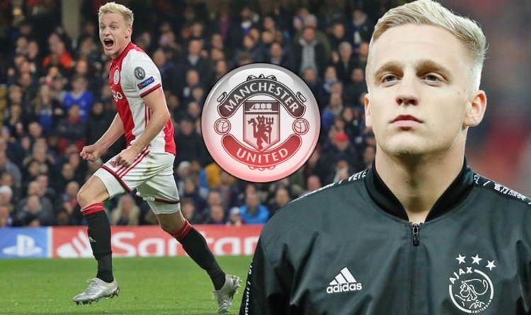 Man Utd Transfer News Donny Van De Beek Price Set As United Target James Maddison Back Up Football Sport Express Co Uk
