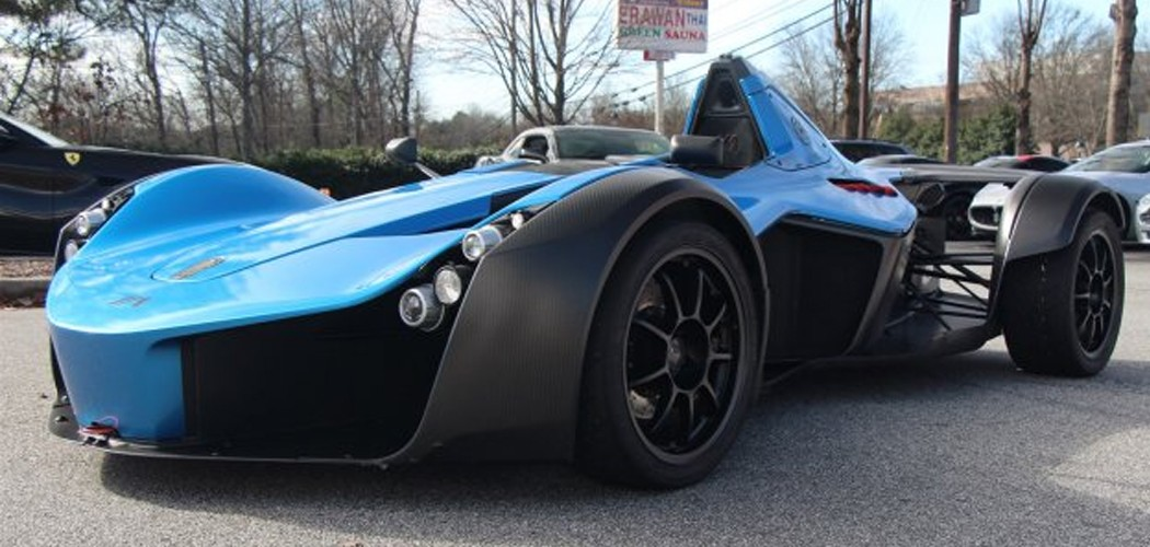 2015 Bac Mono In Blue For Sale
