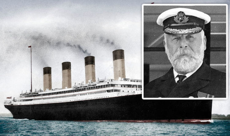 Titanic Last Voice Of Doomed Ship S Sos Device To Expose Captain S Final Orders Uk News Express Co Uk