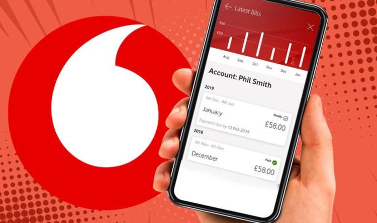 Vodafone upgrades thousands with unlimited 4G data amid COVID-19 crisis |  Express.co.uk