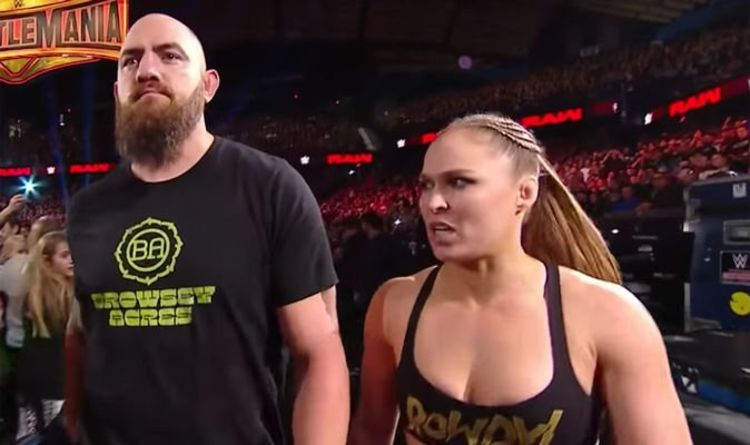 Ronda Rousey Is Straight Out Trailer Trash