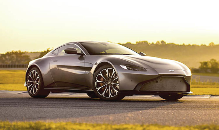 aston martin vantage 2018 - price, specs, release date and pictures