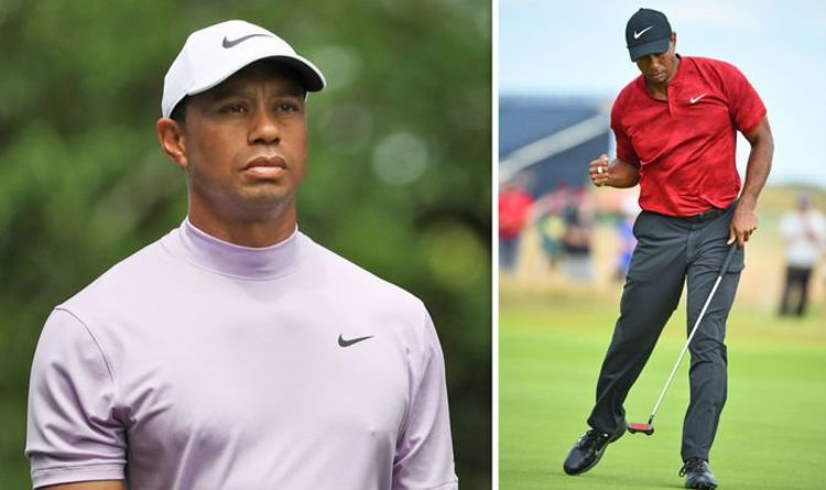 2cffca0bee487 Why is Tiger Woods wearing red on final day of the Masters  Reason revealed