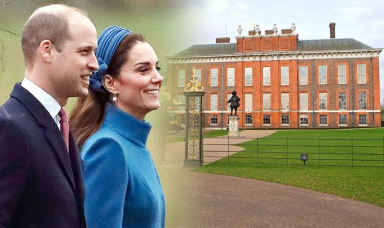Kate Middleton Inside Kensington Palace The Home Of Ss And Prince William
