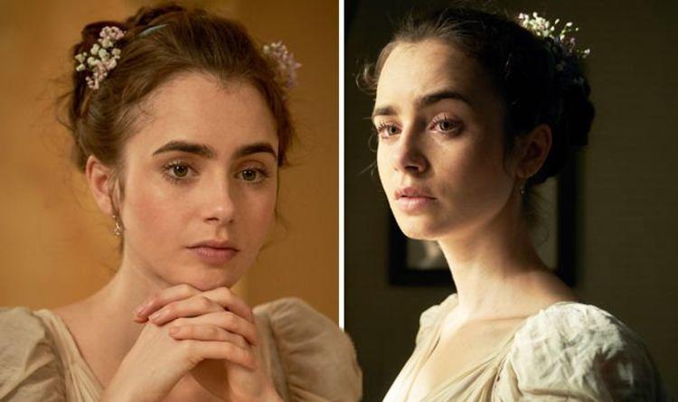 Les Miserables On BBC Lily Collins Reveals Anne Hathaways Fantine Advice
