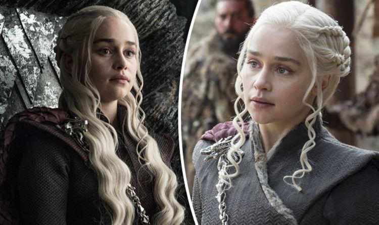 Game Of Thrones Season 8 Spoilers Daenerys Pregnancy Confirmed Tv Radio Showbiz Express Co Uk
