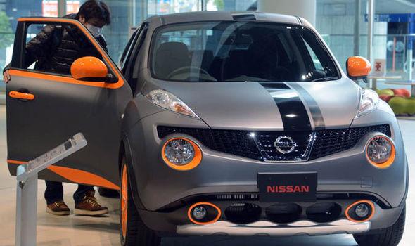 Nissan Motor S Suv