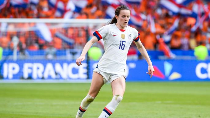 Why United States' Rose Lavelle should have been player of the