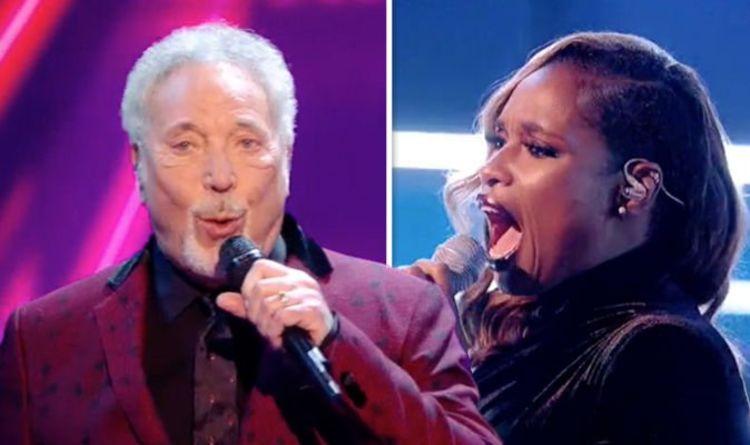 The voice uk judges sing 2019
