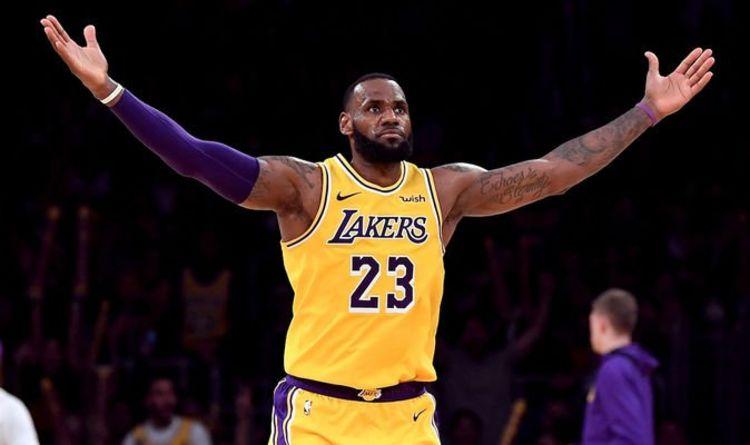 2b46eaa9739c LeBron James  Lakers star drops Zion Williamson revelation ahead of NBA  draft