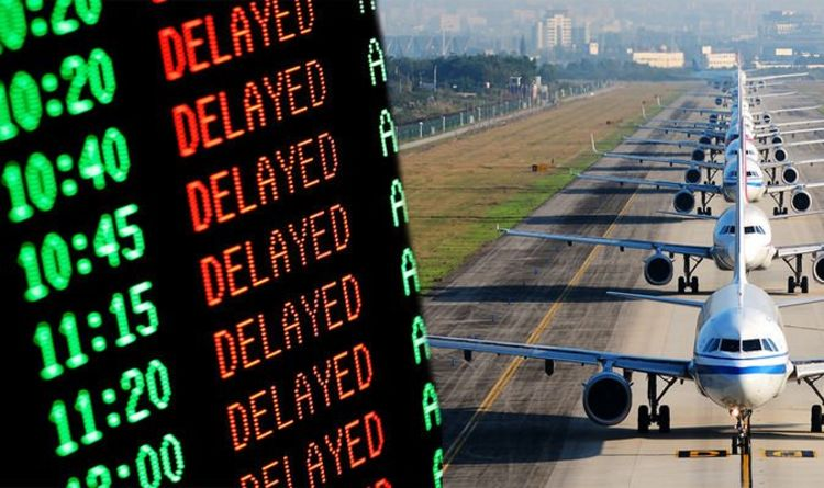 Worst airline for UK flight delays revealed – with 72 per cent of routes  disrupted   Travel News   Travel   Express.co.uk