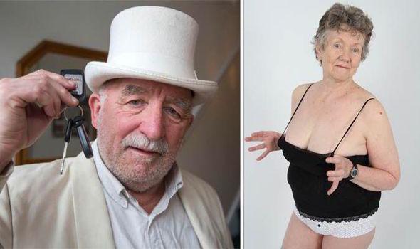 Pensioner sex clips