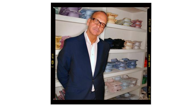 Strong suits: Richard James | LUXX Report | The Times