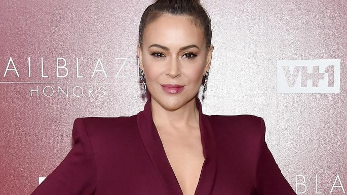 Alyssa Milano I Only Meant A Little Sex Strike World