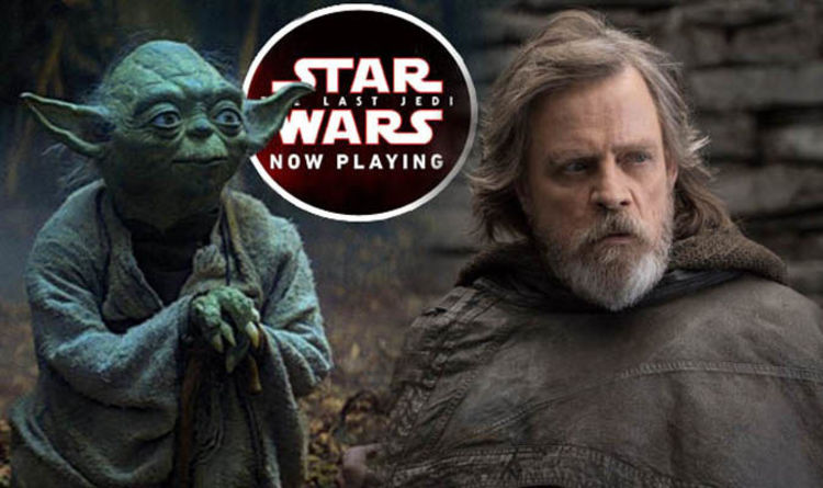 Star Wars The Last Jedi Spoiler Is Yoda Alive Scene Explained