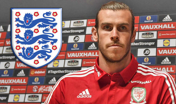 33e71ef5c1e Wales star Gareth Bale: I would never have pulled on an England ...