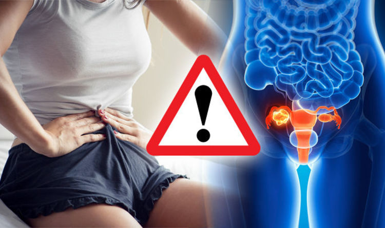 Ovarian cancer symptoms: Bloating is one of the signs - how to test