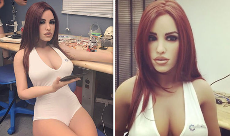 Rise of the sex robots: Life-like doll goes on sale for £15,000